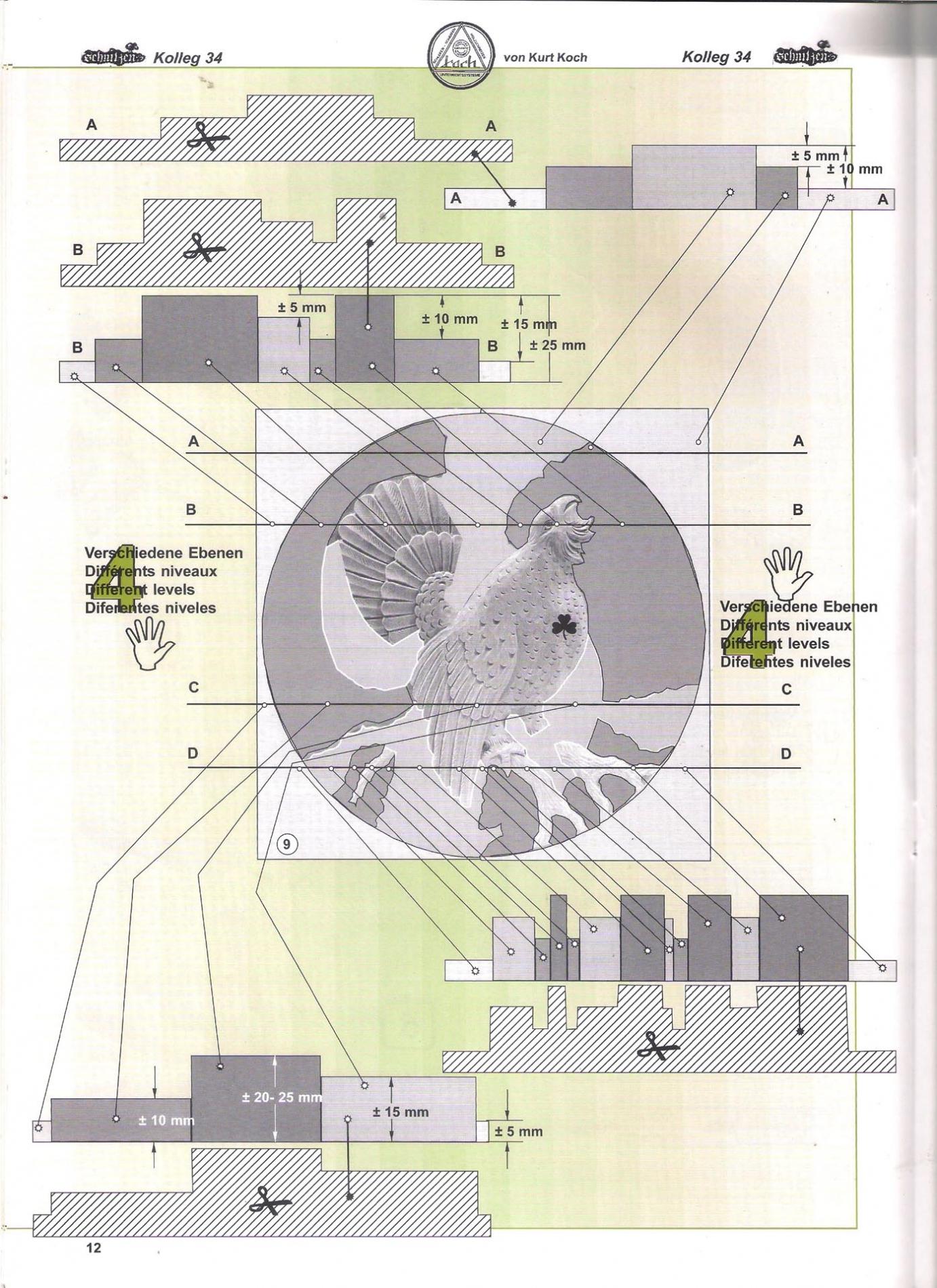 Koch_34-Revista KOCH 34 Aprende tallar aves alto relieve-max-2.