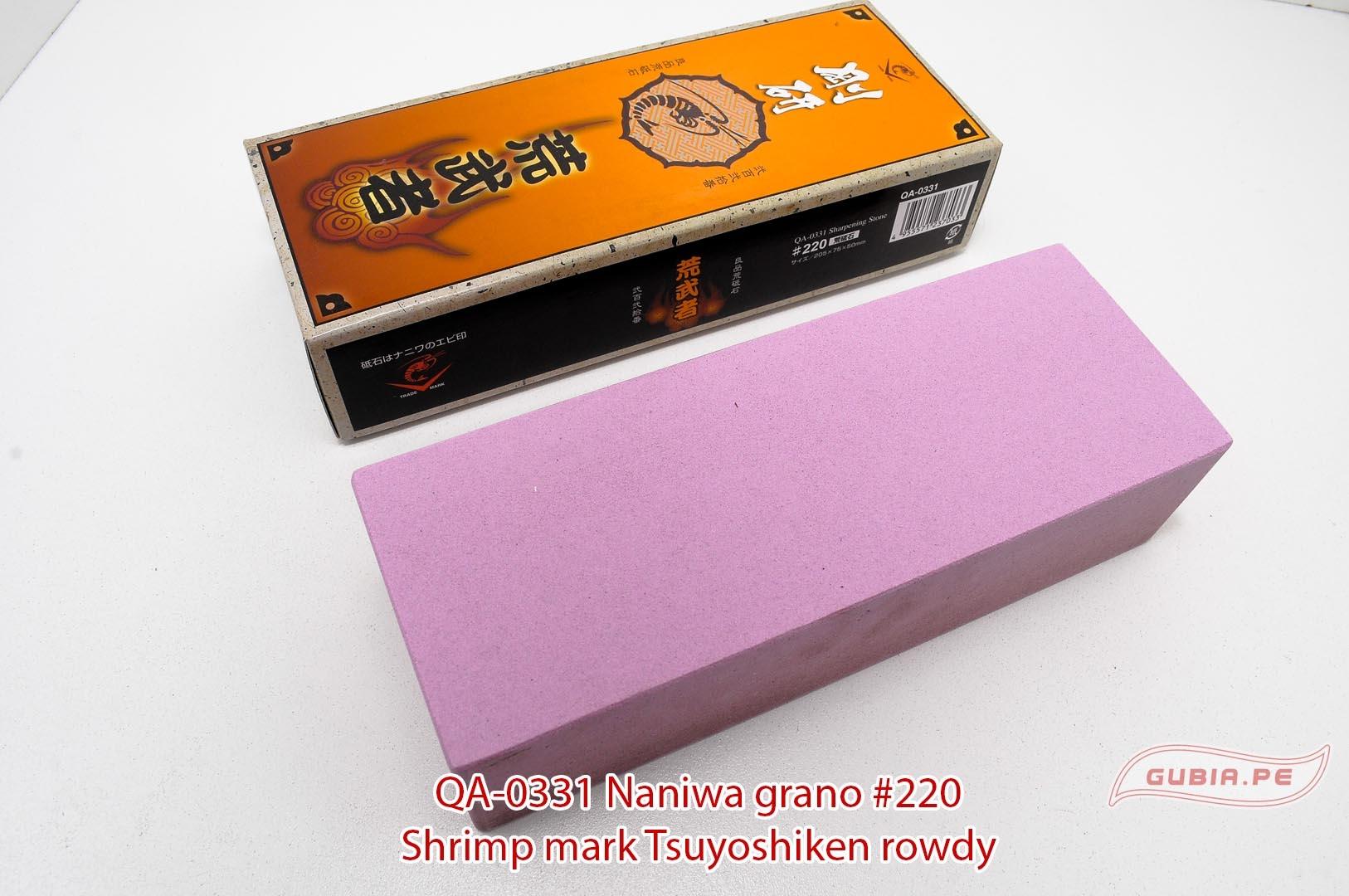 QA-0331-Piedra de afilar reparar filo 220 Tsuyoshiken Naniwa QA-0331-max-1.