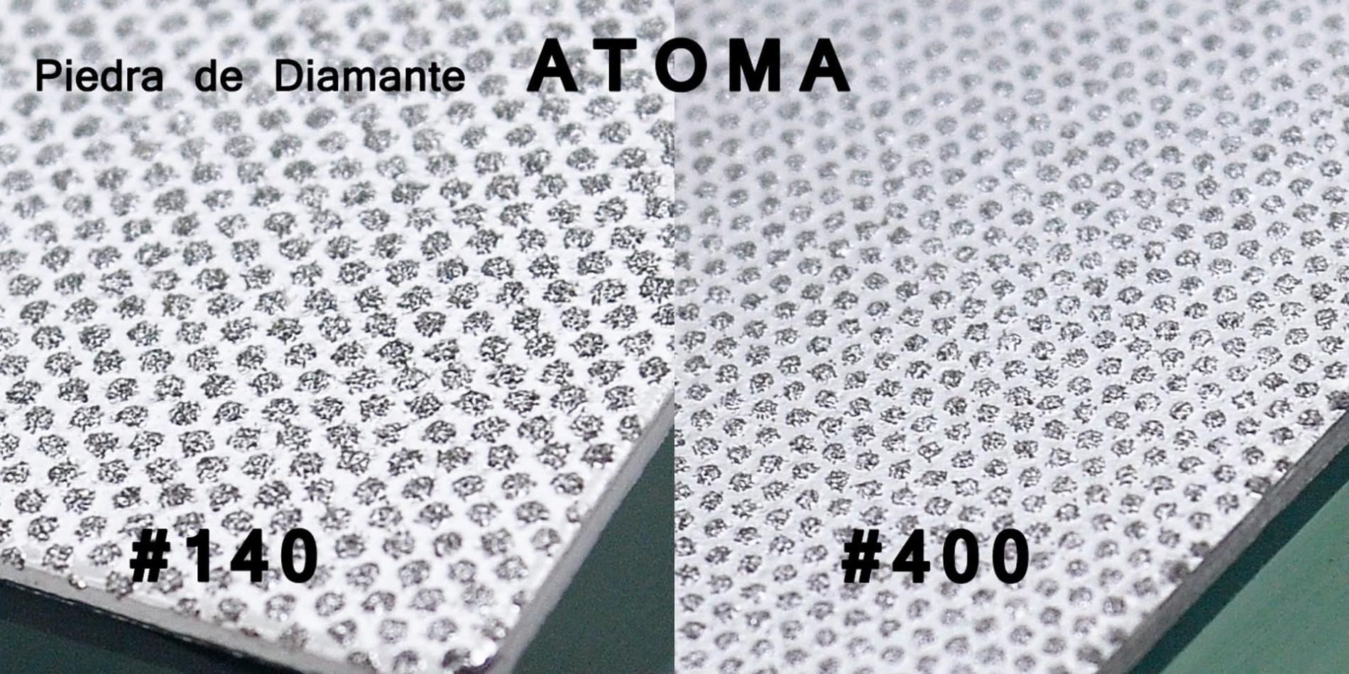 Atoma140/400-Aplanador piedras japonesas al agua doble cara Atoma 140/400-max-1.