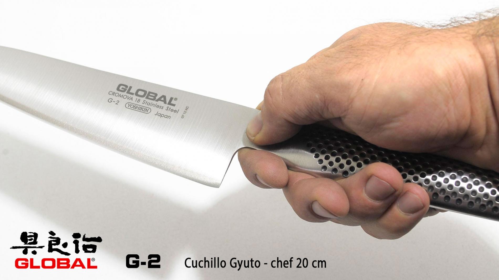 G-2-Cuchillo Gyuto 20cm de chef  Global G-2-max-2.