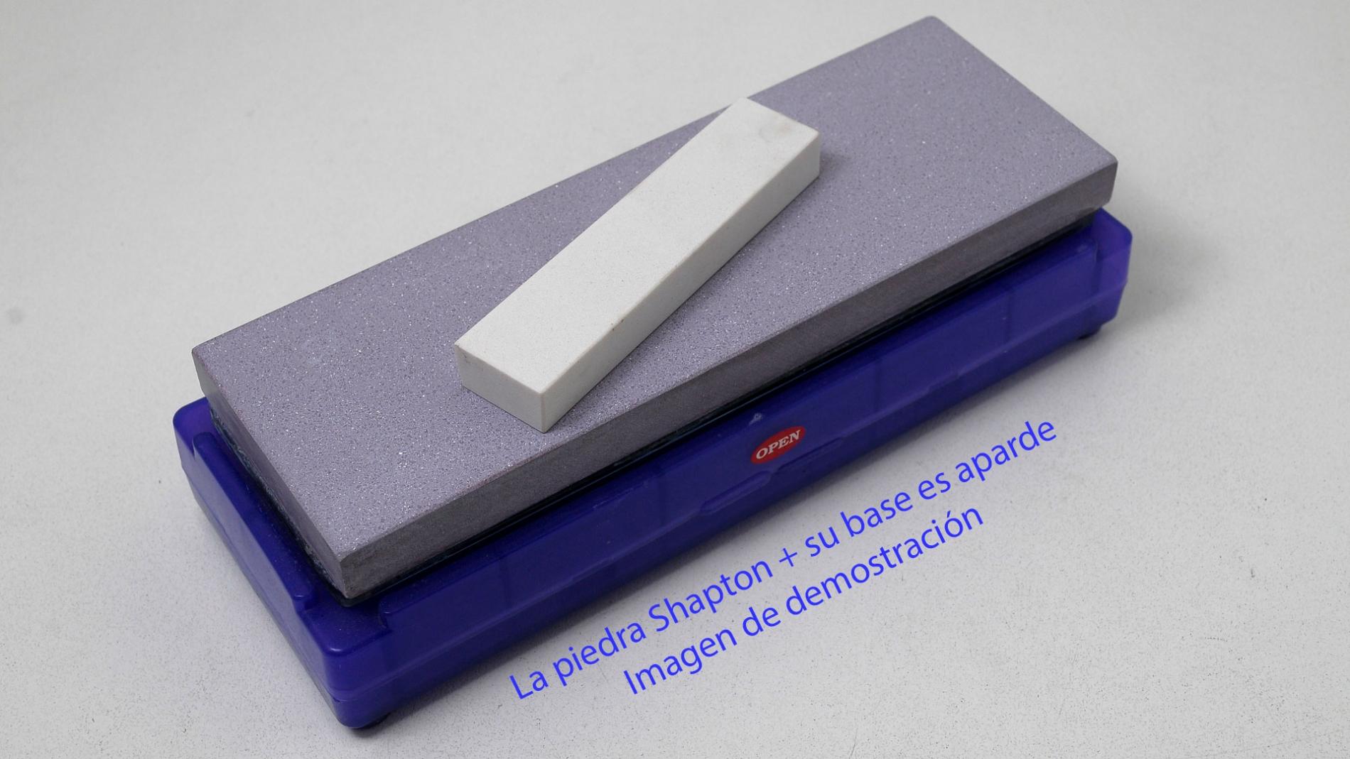 GUB0015-Piedra natural para limpiar-acondicionar Shapton Kuromaku como Nagura GUB0015-max-1.