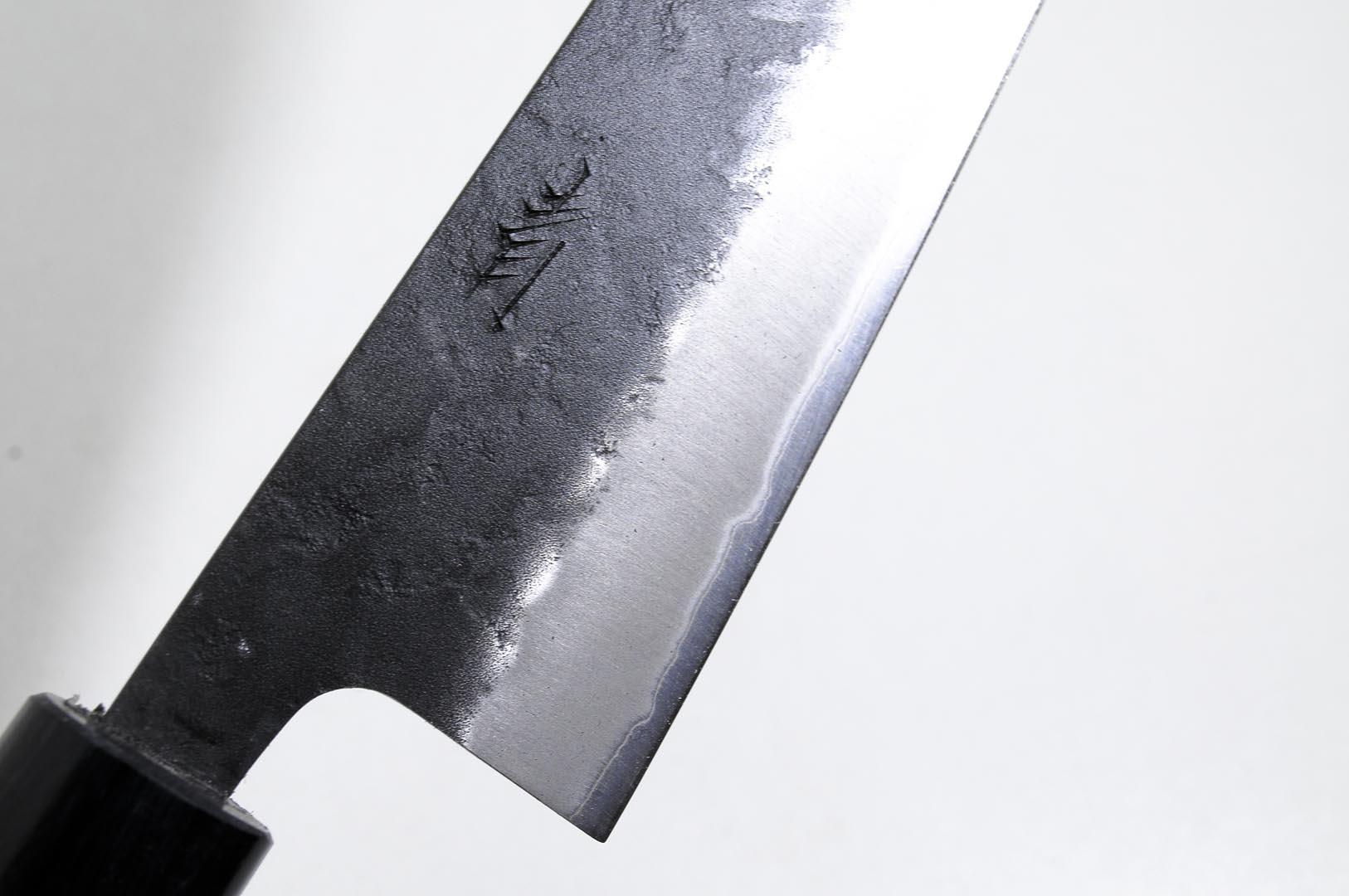 BS-16929-Cuchillo Gyuto 21cm Aogami Blue Super+clad inox Kurouchi BS-16929-max-4.
