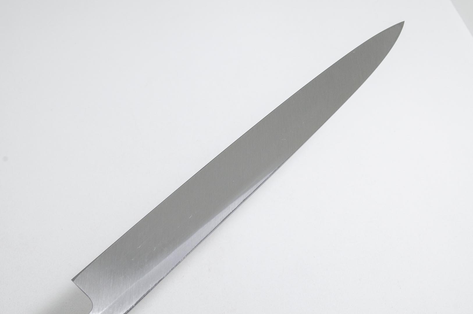 y33w1-Cuchillo Yanagi 33cm acero Shirogami #1 Yoshihiro y33w1-max-5.