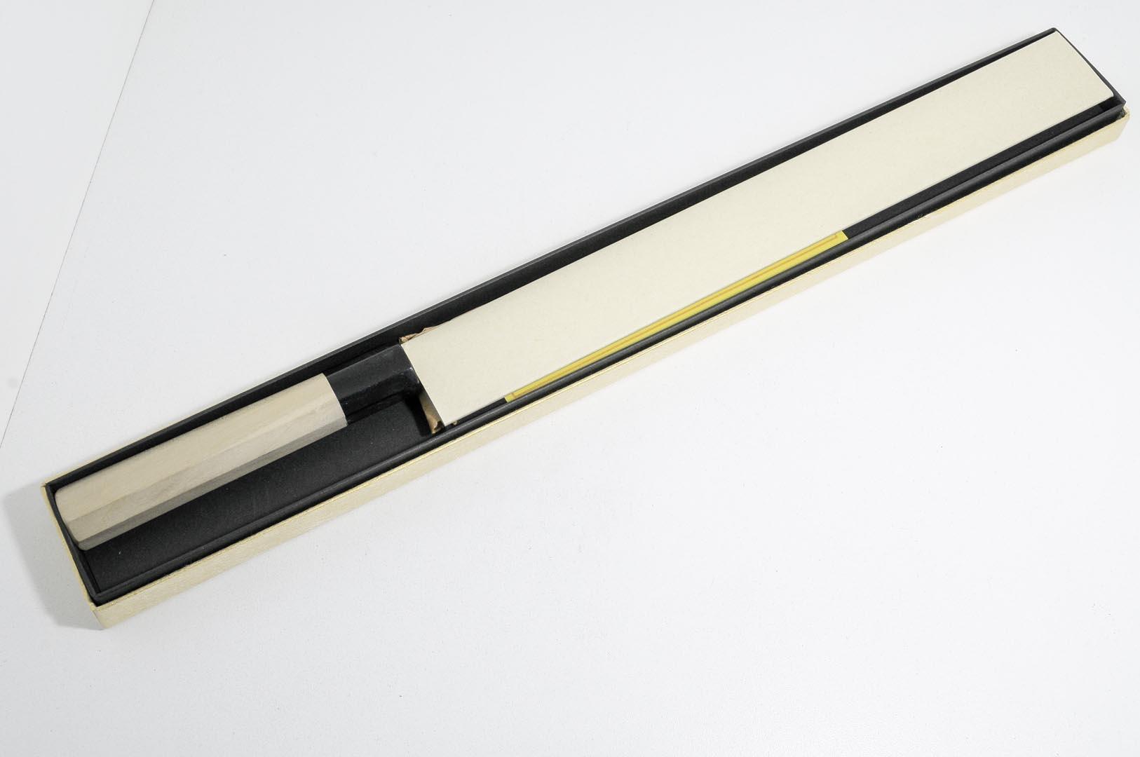 y33w1-Cuchillo Yanagi 33cm acero Shirogami #1 Yoshihiro y33w1-max-6.