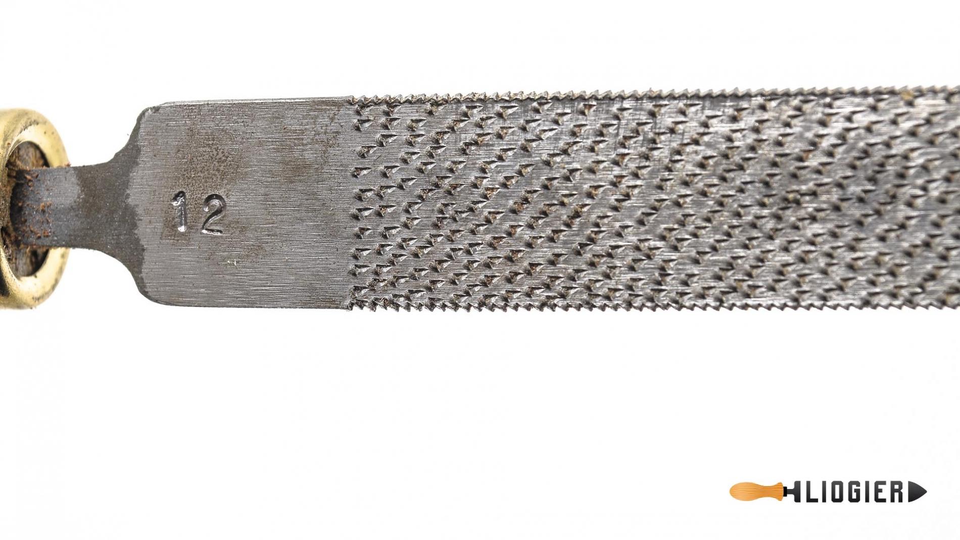 00EFF200-12-Escofina para madera moldear 200mm pique 12 Traditional Derecha Liogier 00EFF200-12-max-4.