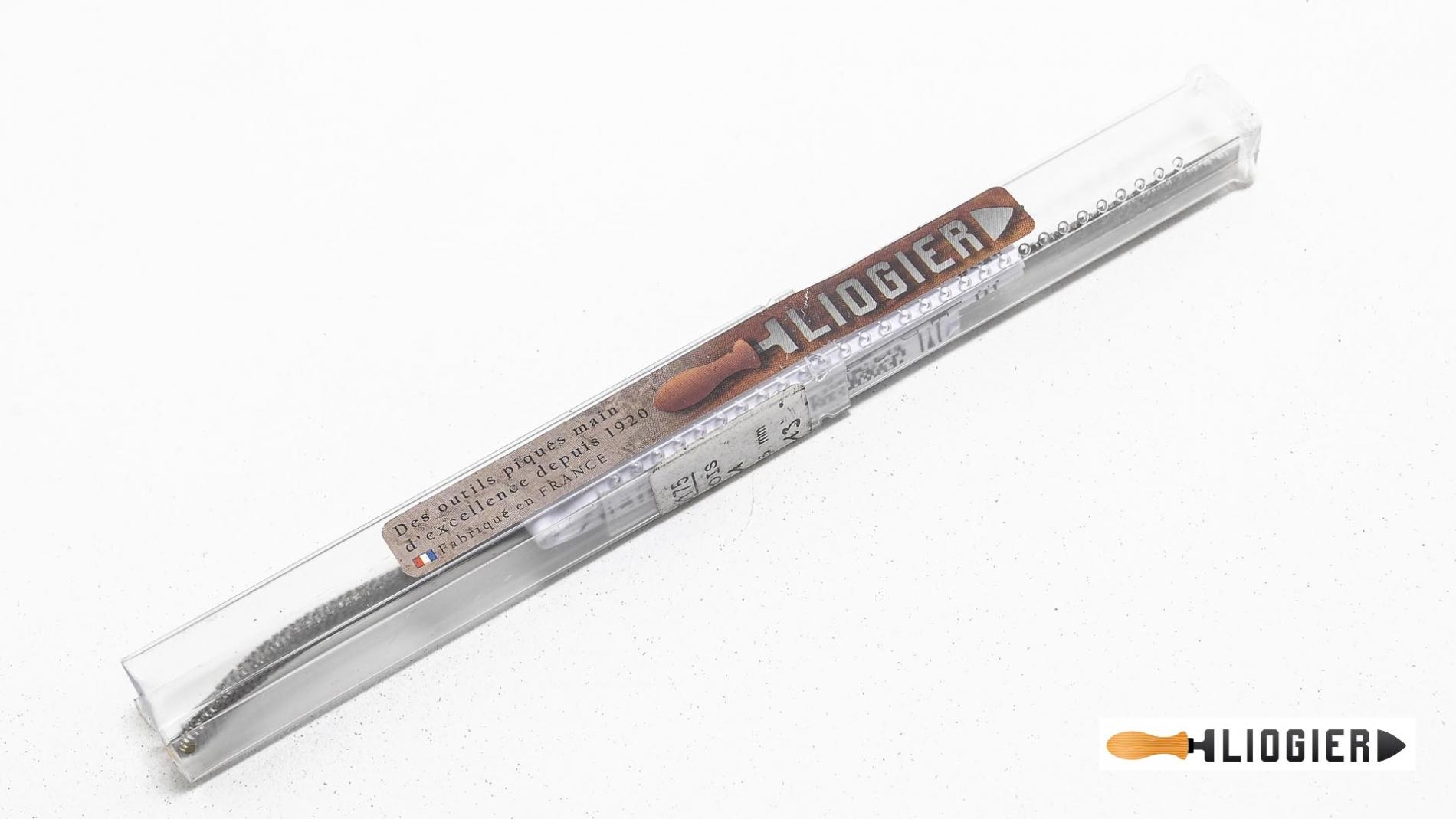L175-1-13-Escofina de codillo 1 cuchara y cuchillo 175mm pique 13 Liogier L175-1-13-max-10.