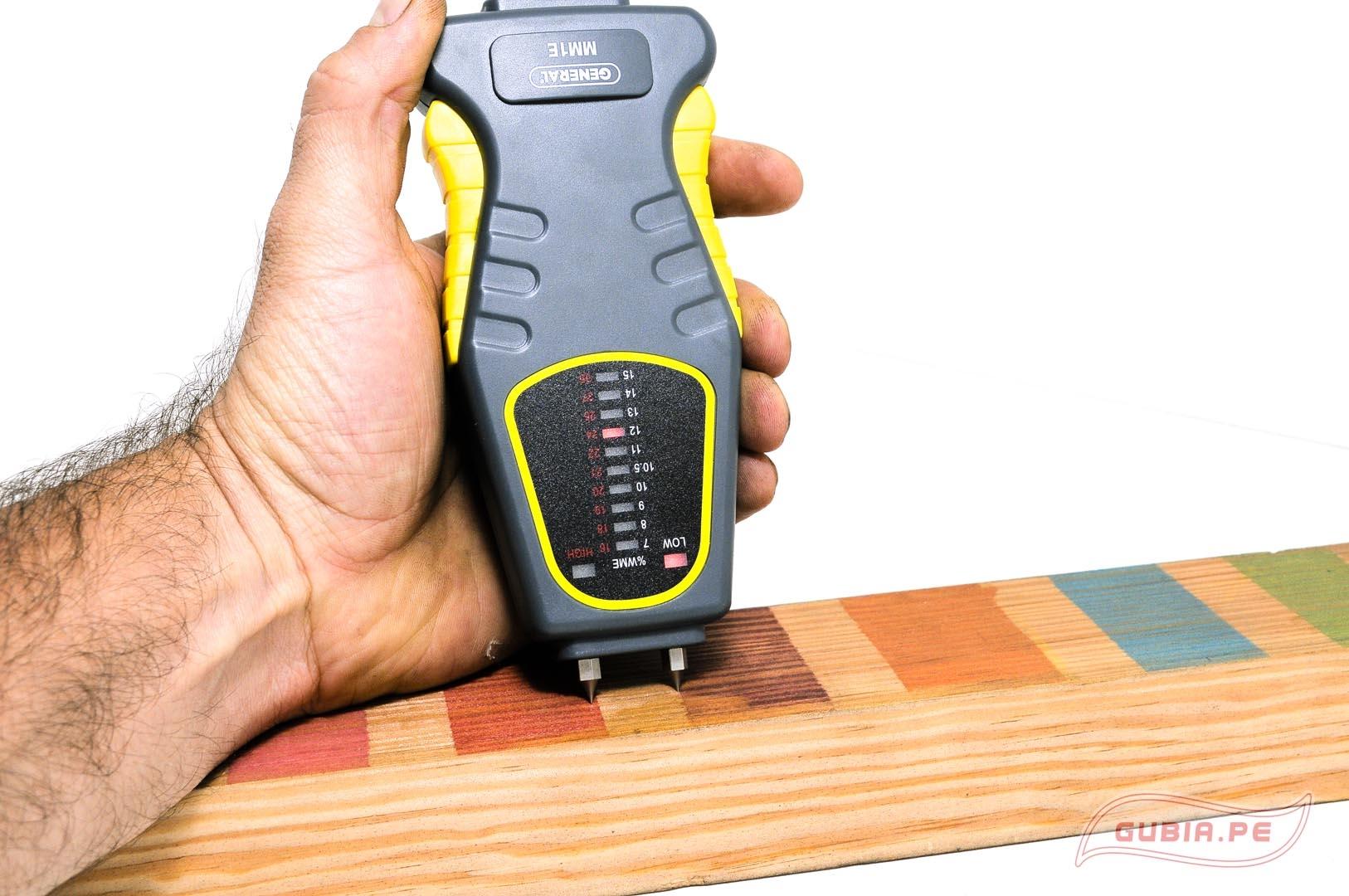 MM1E-Medidor de la humedad de la madera LED General Tools MM1E-max-1.