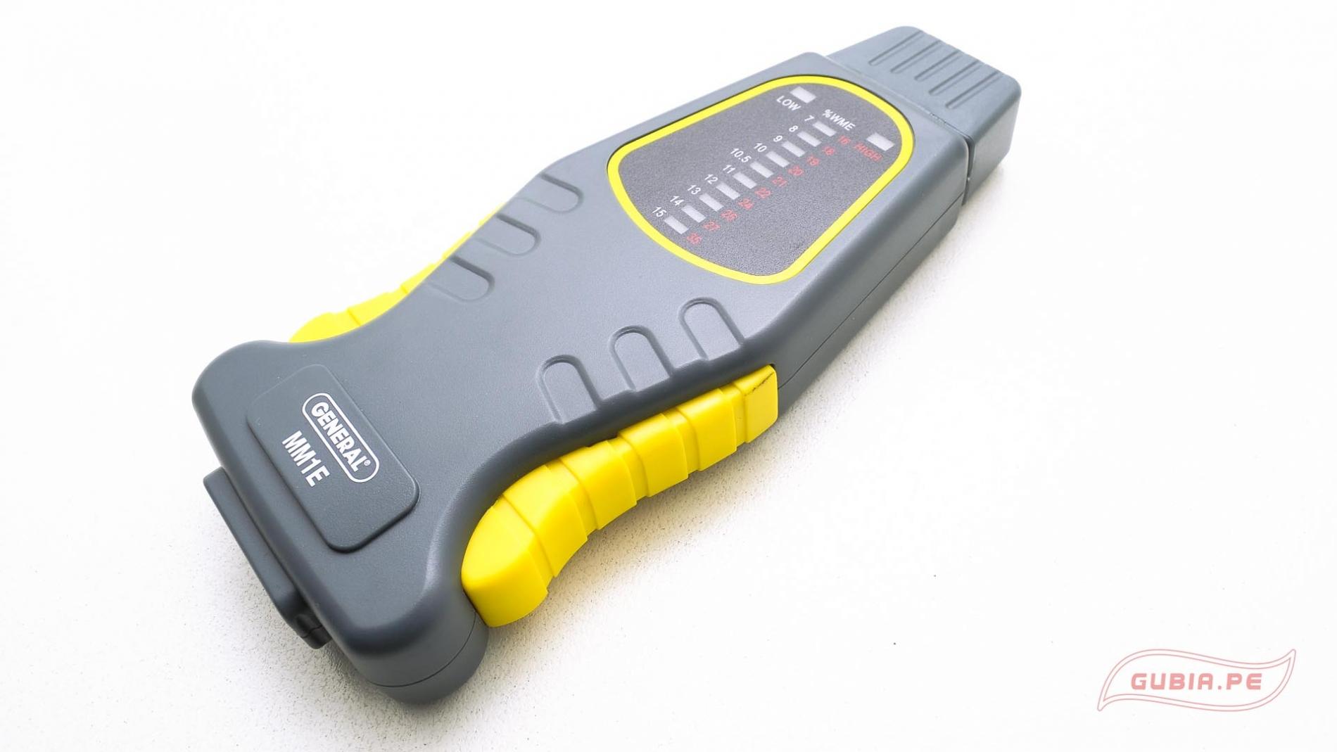 MM1E-Medidor de la humedad de la madera LED General Tools MM1E-max-2.