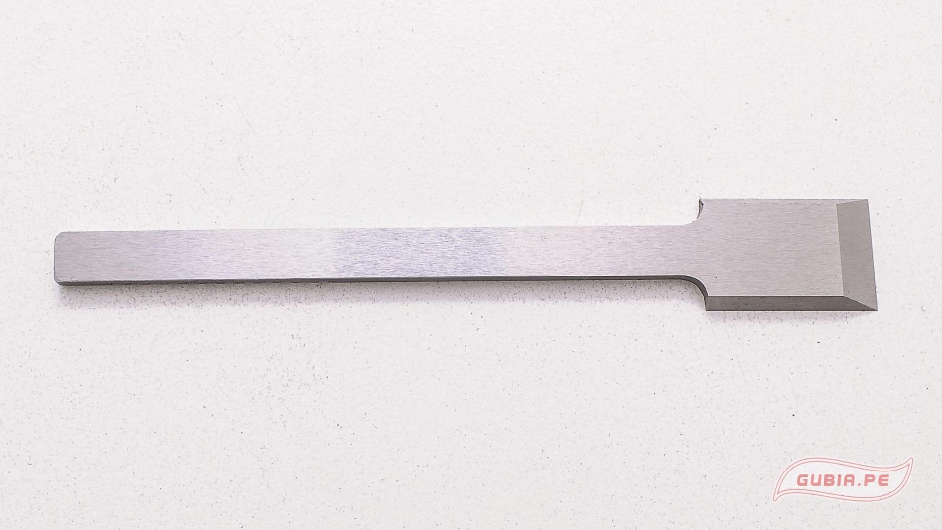 """154033-Cuchilla de cepillo #92 espaldon repuesto 3/4"""" Woodriver 154033-max-3."""
