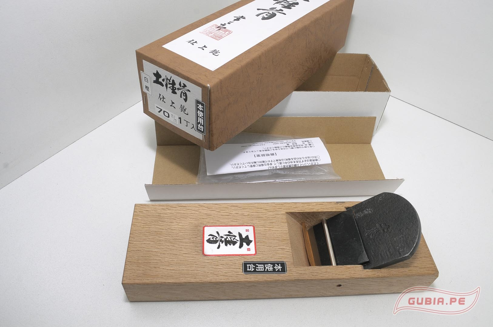 T70-Kanna 70mm Aogami Blue Super cepillo japones cama 40° Tsunesaburo T70-max-7.