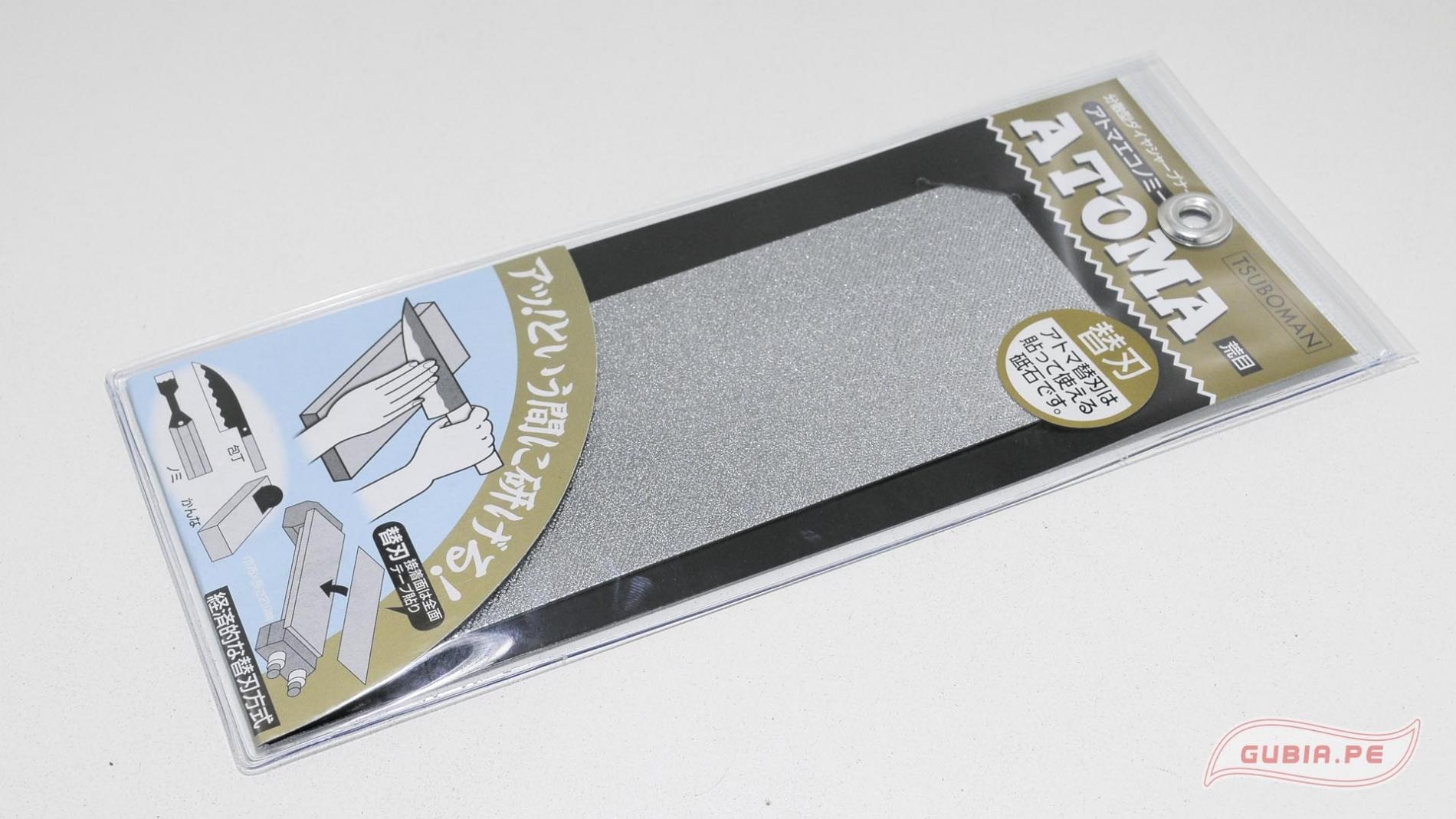 ATM75-1.4C-Placa diamantada inox 210x75x1mm grano 140 Atoma ATM75-1.4C-max-1.