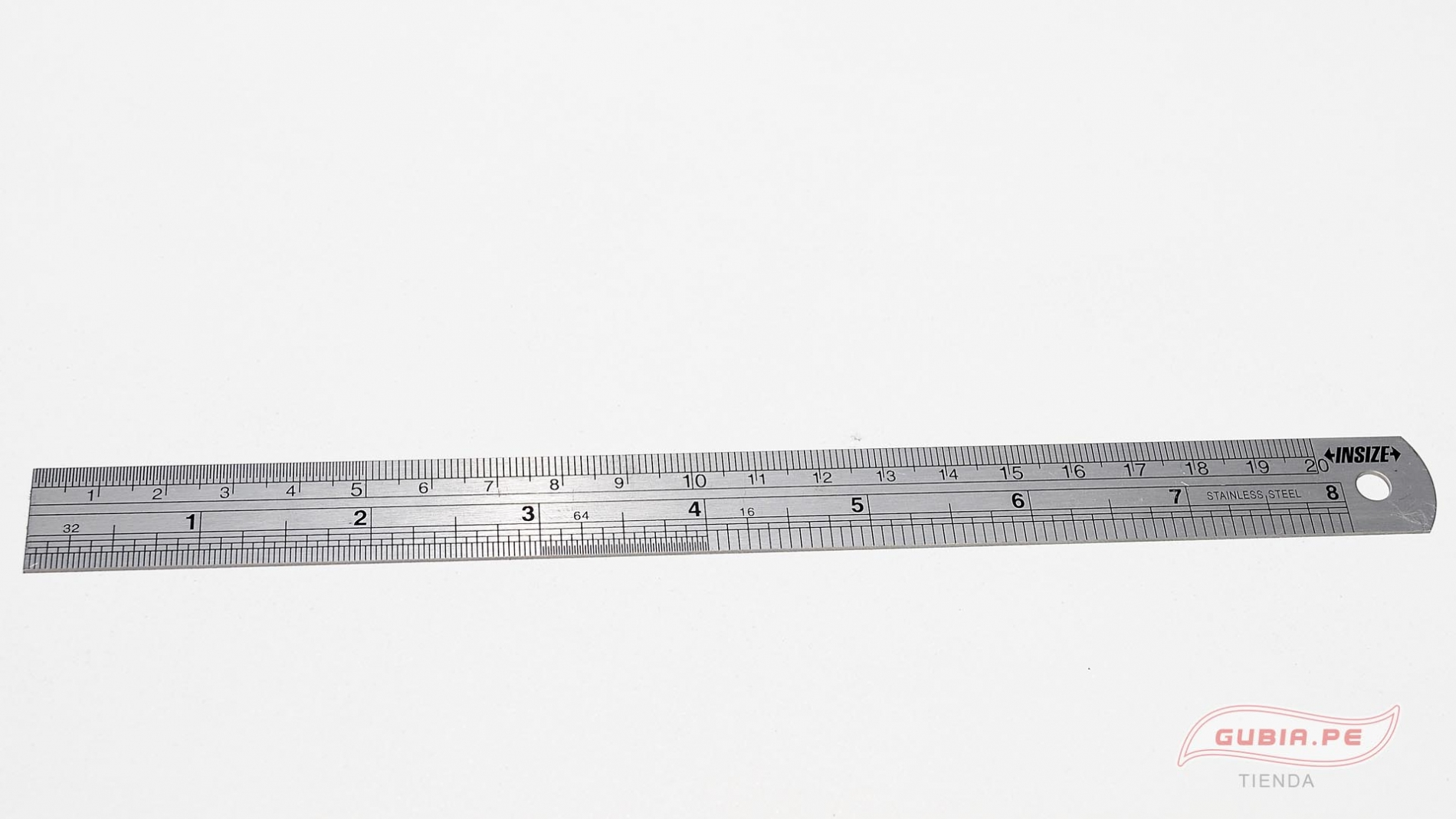 7110-200-Regla inoxidable 200mm Insize 7110-200-max-2.