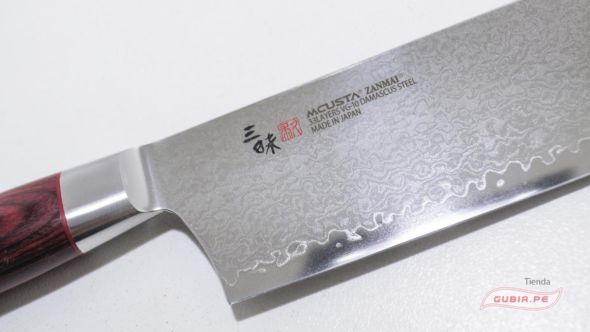 HFR-8008D-Cuchillo Nakiri 16.5cm acero VG10 Classic Pro Damascus Zanmai HFR-8008D-max-2.