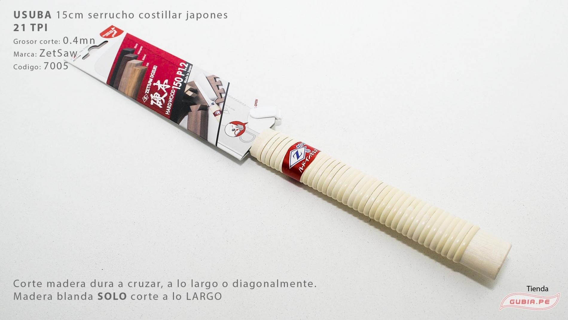 7105-Usuba madera dura 21TPI corte universal  15cm ZetSaaw 7105-max-2.