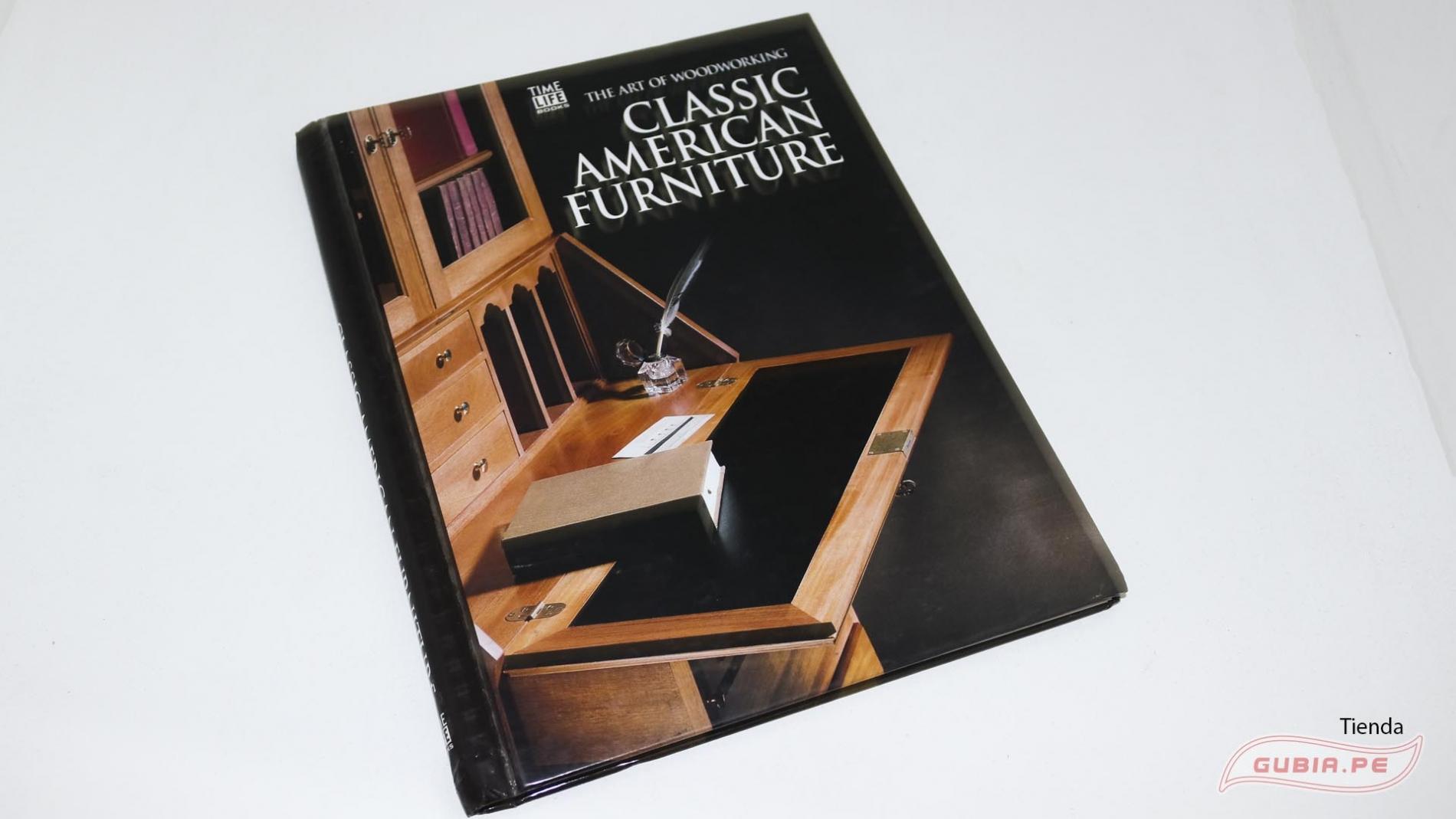 GUB0062-Libro de ebanisteria en ingles : Classic American Furniture-max-1.
