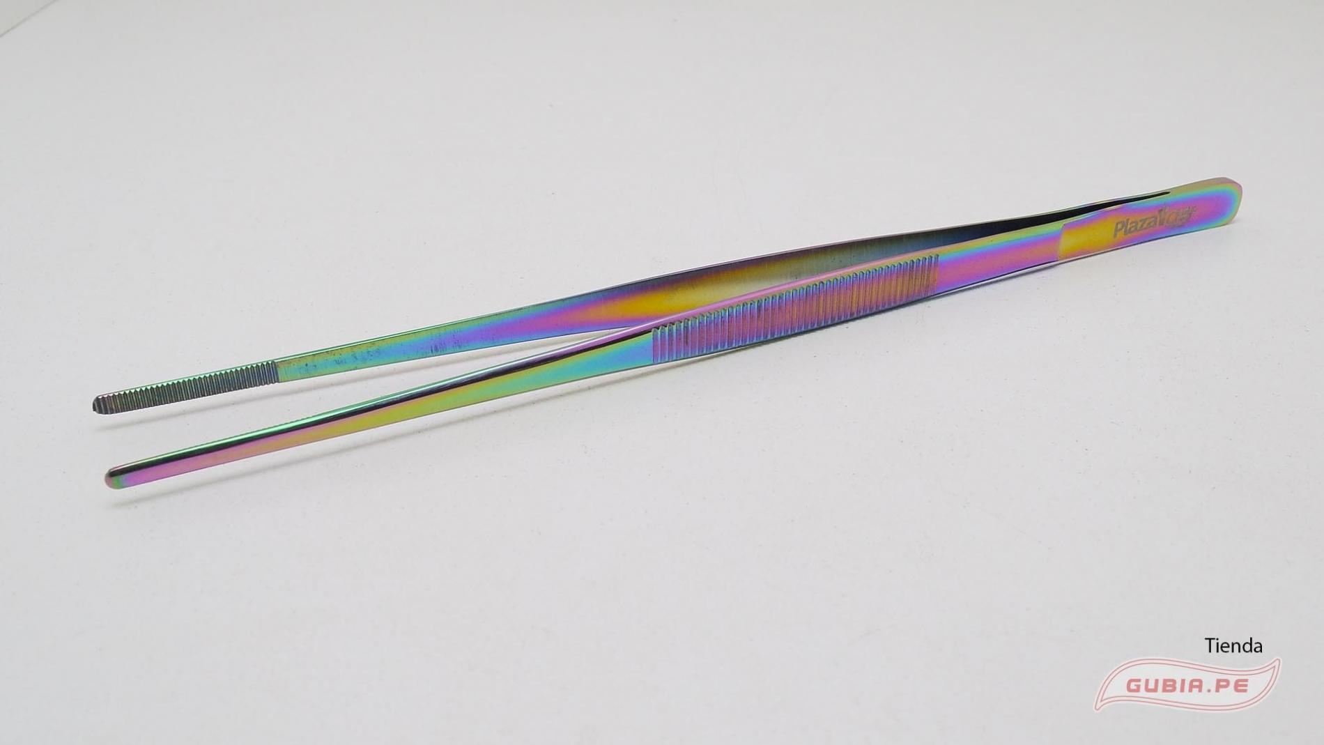 GUB0075-Pinza 20cm de colores recta para emplatado GUB0075-max-5.