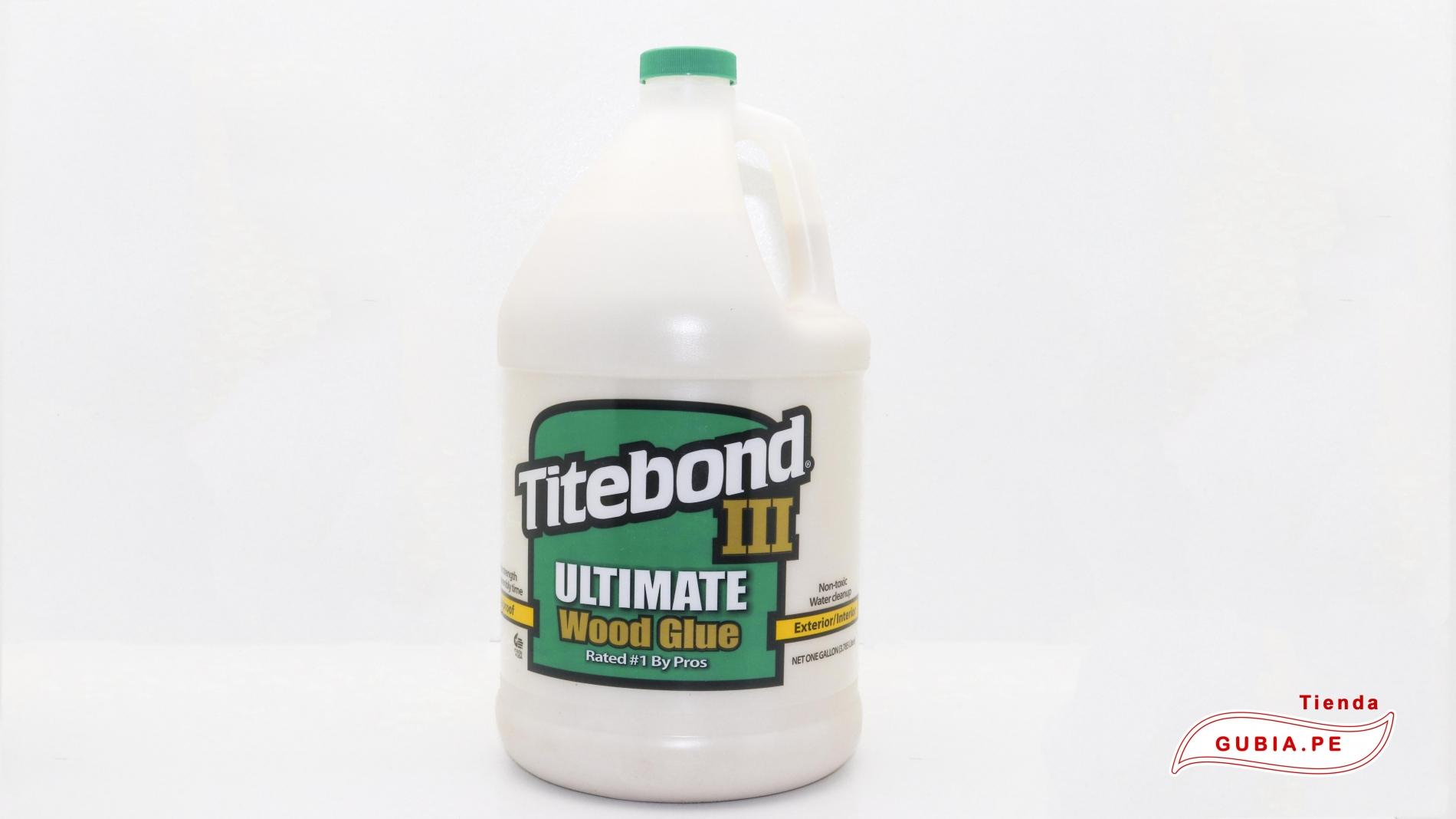 1416-TITEBOND III Ultimate pegamento para madera 3785 ml, 1 Galón 1416-max-1.