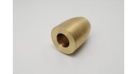 GUB0003-Cabeza para mazo de bronce aprox. 600g GUB0003.