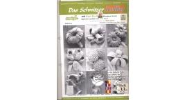 Koch_33-Revista KOCH 33 Aprende tallar en madera flores relieve avanzado.