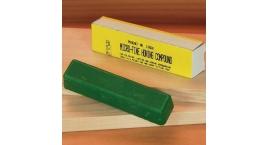 85H28-Cera abrasiva verde para afilar/asentar gubias 170g 85H28.