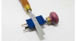 GUB0009-Llave para guia simple madera violeta GUB0009.