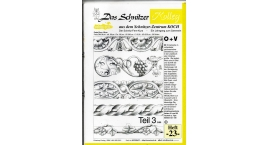 Koch_23-Revista KOCH 23 Aprende tallar estilo ornamental Luis XV avanzado.