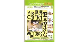 Koch_36-Revista KOCH 36 Estudios como tallar letras.