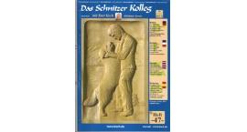 Koch_47-Revista KOCH 47 Aprende como tallar un hombre y perro cuadro de alto relieve.