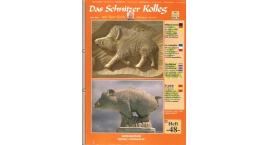 Koch_48-Revista KOCH 48 Aprende como esculpir o tallar animal chancho salvaje.