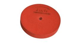 HT521-Disco rojo dureza 9, afilar gubia filo curvo KOCH HT521.