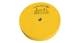HT531-Disco amarillo dureza 8, asentar V gubia filo plano KOCH HT531.