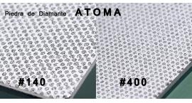 Atoma140/400-Aplanador piedras japonesas al agua doble cara Atoma 140/400.