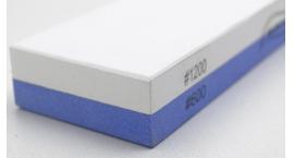 Zische600/1200-Excelente piedra de afilar doble cara Zische600/1200.