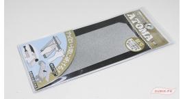 ATM75-1.4C-Placa diamantada inox 210x75x1mm grano 140 Atoma ATM75-1.4C.