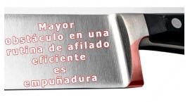 Empuñadura-Servicio de remover 5mm empuñadura de un cuchillo de cocina en LIMA.
