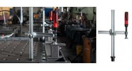 TWV16-20-15-2K-Prensa rápida tornillo brazo variable Bessey TWV16-20-15-2K.