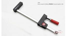 UK30-Sargento 30x8cm ligero UniKlamp 1.5kN Bessey UK30.