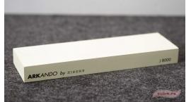 Zische8000-Piedra de asentar 8000 el filo 250x75x25mm ARKando Zische.