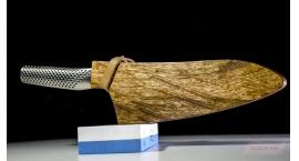 GUB0043-Protector de filo de cuchillo de madera personalizado GUB0043.