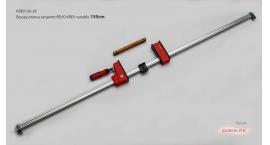 KREV150-2K-Sargento 150x9.5cm REVO variable 8kN Bessey KREV150-2K.