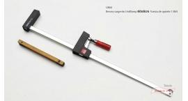 UK60-Sargento 60x8cm ligero UniKlamp 1.5kN Bessey UK60.
