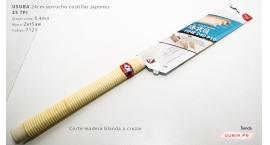 7121-Usuba madera blanda 25TPI corte a cruzar 24cm ZetSaw 7121.