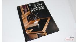 GUB0062-Libro de ebanisteria en ingles : Classic American Furniture.
