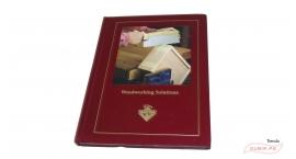 GUB0066-Libro de ebanisteria en ingles : Woodworking Solutions.