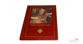 GUB0067-Libro de ebanisteria en ingles : Woodworking Skills and Projects.