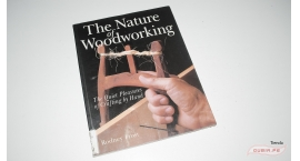 GUB0069-Libro de ebanisteria en ingles : The Nature of Woodworking : The Quiet Pleasures of Crafting by Hand.