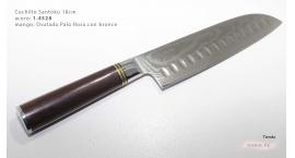 B1rS18-Cuchillo Santoku 18cm acero 1.4528 B1rS18.