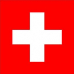 Bandera de Suiza