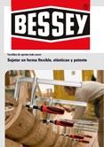 Imagen de primera pagina de catalogo prensas sergantos Bessey