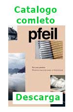 Descarga catalogo Pfeil